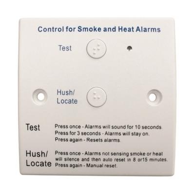 Nuotolinio valdymo jungiklis su bandymo ir nutildymo mygtukais Kidde REMTH
